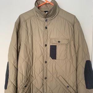 Men's LL Bean Puffy Barn Coat Jacket